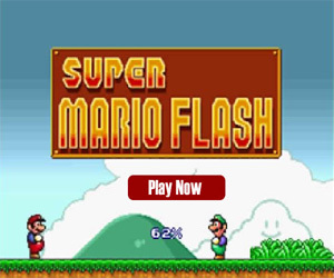 super mario flash free